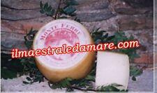 Formaggio Caprino S/Stag. Sardegna Ogliastra Monte Ferru 1,5 KG Latte Locale
