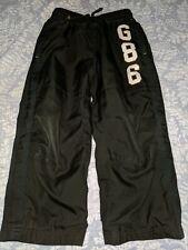 Gap Kids Boys Sz. 4/5 Green Lined Track Pants. Cute, Great Quality