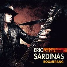 Eric Sardinas And Big Motor / Boomerang - Vinyl LP 180g