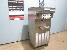 """Sani-Serv W5221J-S"" Hd Commercial Water Cooled 2+1 Soft Serve Ice Cream Machine"