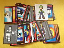 20 Super Mario Bros Wii Stickers Party Bag Filler (For Sticker Album)