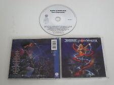 DORO & WARLOCK/RARE DIAMONDS(VERTIGO 848 353-2) CD ALBUMS