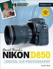 David Busch's Nikon D850 Guide to Digital Slr Photography by David D Busch: New