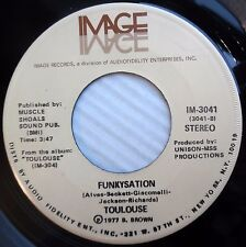 TOULOUSE 1977 funk 45 FUNKYSATION b/w A.P.B. strong VG++ cond. IMAGE      FF1646