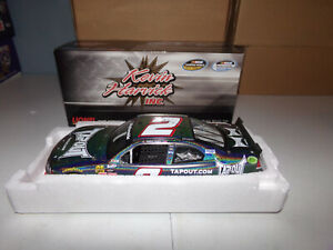 1/24 ELLIOTT SADLER #2 TAPOUT FLASHCOAT COLOR #16 OF 165  2011  ACTION NASCAR