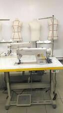 Industrial High Speed Sewing Machine: JUKI DDl-8700 and BROTHER B735