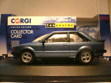 WOW SUPERB NEW VANGUARDS 1/43 1982 FORD ESCORT MK3 XR3 RIGHT HAND DRIVE NLA