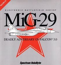 MiG-29 DEADLY ADVERSARY of FALCON 3 +1Clk Windows 10 8 7 Vista XP Install