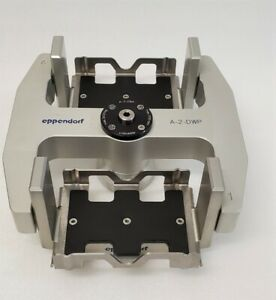 Eppendorf A-2-DWP Microplate Swing-Out Rotor WITH BUCKETS