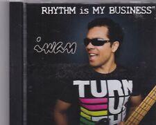 Iwan-Rhythm Is My Business cd album