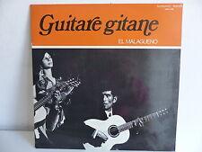 Guitare gitane El Malagueno CANO et les siens ISABEL chant HMU 925