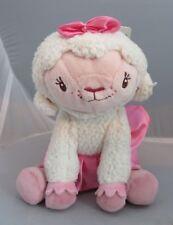 Disney Doc McStuffins Lambie plush doll w tag, park exclusive 6-7 inch