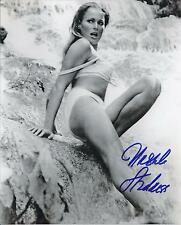 URSULA ANDRESS SIGNED 007 JAMES BOND DR NO 8x10 PHOTO 7- UACC AFTAL RD AUTOGRAPH