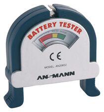 Universal Batterietester für Rundzellen und Knopfzellen AA AAA C D