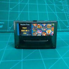 Jeux Super Nintendo 800 Jeux Intégrés Courtouche 800 En 1