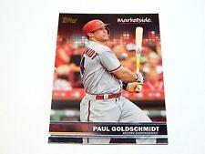 2016 Topps Marketplace Baseball Card Paul Goldschmidt Arizona Diamondbacks