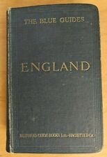 The Blue Guides England 1920