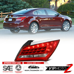 14-16 Buick Lacrosse Factory Style Replacement Tail Light Right/Passenger Side