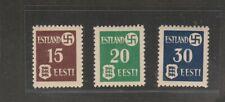 Lot Germany 1 MNH, Occup. Estonia