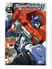DREAMWAVE COMICS TRANSFORMERS ARMADA #4 NOV 2002 COMIC #159144-7