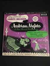 Guy Lombardo   Arabian  Nights    Decca  ED-687 (1954) 2 EP 45'S