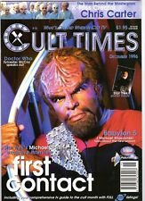 WoW! Cult Times #15 Star Trek: First Contact! Babylon 5! Lost In Space! Xena!