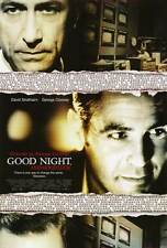 GOOD NIGHT AND GOOD LUCK Movie POSTER 27x40 B George Clooney Alex Borstein