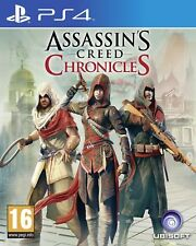 Assassin's Creed Chronicles (PS4)- Fast Dispatch - Free UK P&P