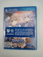 megatagmension blanc + neptune vs zombie ps vita neuf new version jap asia
