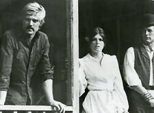 "ROBERT REDFORD KATHARINE ROSS PAUL NEWMAN ""BUTCH CASSIDY..."" PHOTO CINEMA CM"
