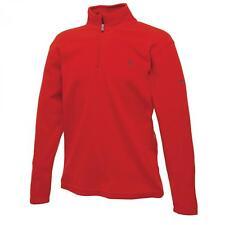 Dare 2b Mens warm Freeze Dry Skiing walking Outdoor Fleece Jumper in Red