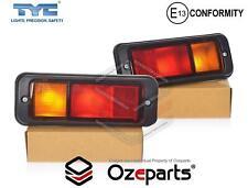 Set / Pair LH+RH Rear Bumper Bar Lamp Tail Light For Holden Jackaroo 1992~2003