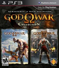God Of War Collection PS3 PlayStation 3 Video Game Mint Condition UK Release