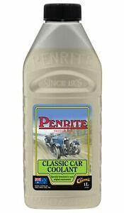 Penrite Classic Car Coolant Inhibitor 1L fits Renault 8 1.0, 1.1