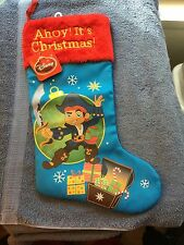 "Disney's Jake And The Neverland Pirates 20"" Christmas Stocking"