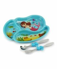 Me Time Meal Set - Mermaid – childrens dinner set child melamine baby kids