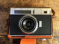 Pentacon Prakti II Sucherkamera mit Meyer Görlitz Domiton 40mm Optik - Classic-