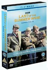 Last of the Summer Wine: The Complete Series 11 and 12 [DVD]