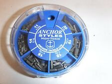 Anchor  Styles Pole float Styl weights Dispenser large size 6 way