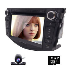 Fit for Toyota RAV4 2006 2007 08 09 10 2011 Radio DVD Player GPS Stereo Map Card