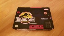 Jurassic Park (Super Nintendo Entertainment System, 1993)
