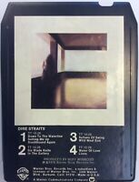 Dire Straits 1978 8 Track Tape ElectronicsRecycled.com