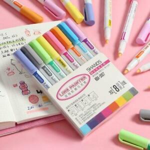 Super Squiggles Outline Marker Set (8 Pens per Set) F5T3