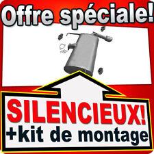 Silencieux Arriere MITSUBISHI LANCER VIII 2.0 DI-D 138 / 140CH dés 2008 1E1