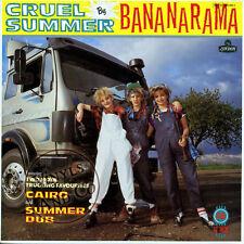 """BANANARAMA - Cruel Summer [4'55] Summer Dub [Special CB Mix] MAXI 45 TOURS 12"""""""