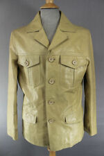 Leather Reproduction Vintage Clothing for Men