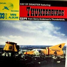 THUNDERBIRDS DAY OF DISASTER CENTURY 21 EP CD REPLICA