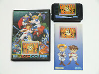 GUNSTAR HEROES Mega Drive SEGA GENESIS Import Japan
