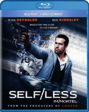 SELF/LESS (BLU-RAY + DVD COMBO) (BLU-RAY) (BILINGUAL) (BLU-RAY)