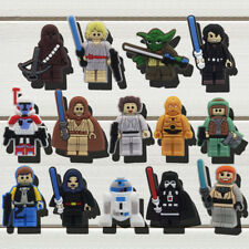 50pcs Lot Le go Star Wars PVC Shoes Charms fit for Croc & Jibbitz Wristband Gift